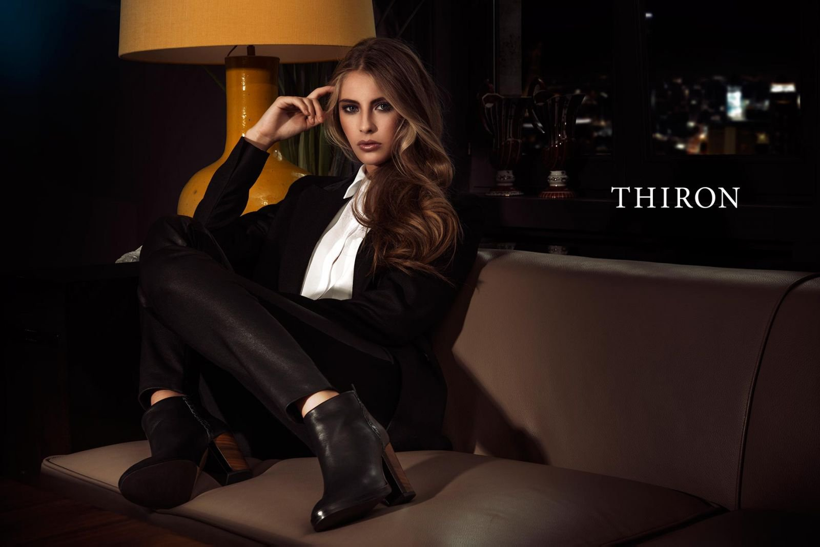 Fall Winter 2014 (Collections The Brand) THIRON